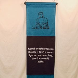 Other - Buddha Wall Hanging